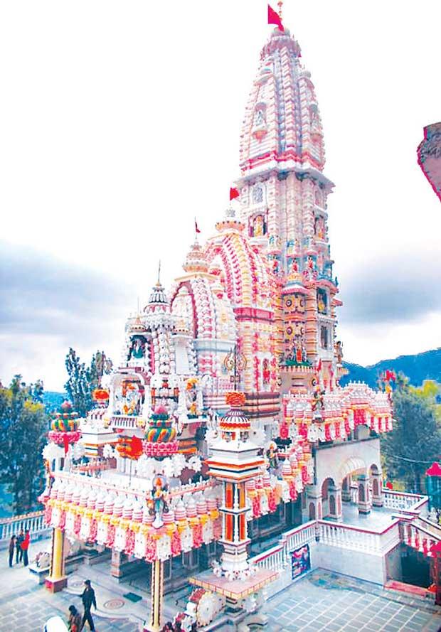 Tourist Places Near solan Himachal