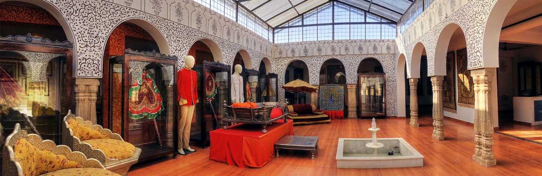 History of Kangra आर्ट गैलरी