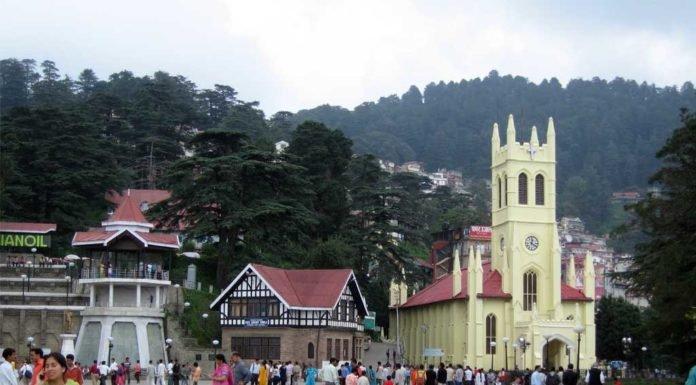 Shimla Himachal Pradesh Top Best Tourist Places