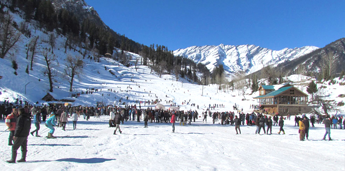 Tourist Places in Kullu Himachal Pradesh