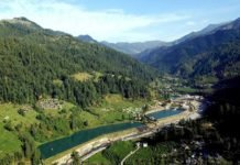 Barot District Mandi Himachal Pradesh