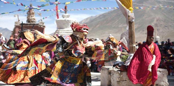 International Himalayan Festival, Kangra
