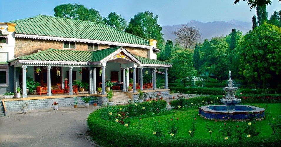 Taragarh Palace, Kangra