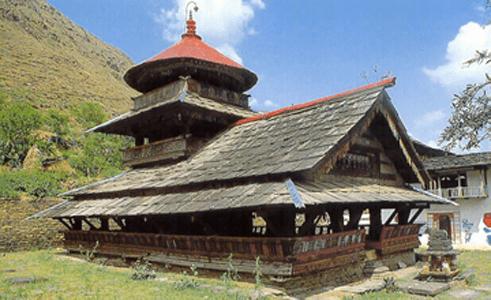 Behna Mahadev, Kangra