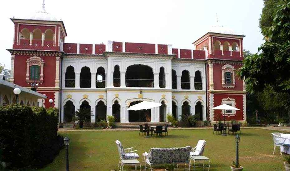 The Judges Court, Kangra