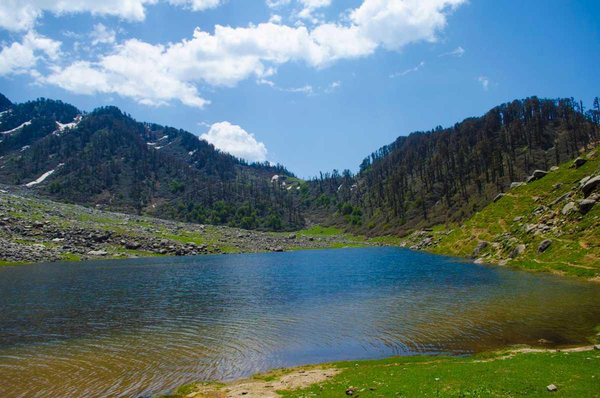 Karaeri Lake, Kangra