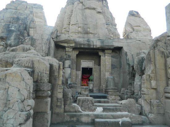 Masrur Temple, Kangra