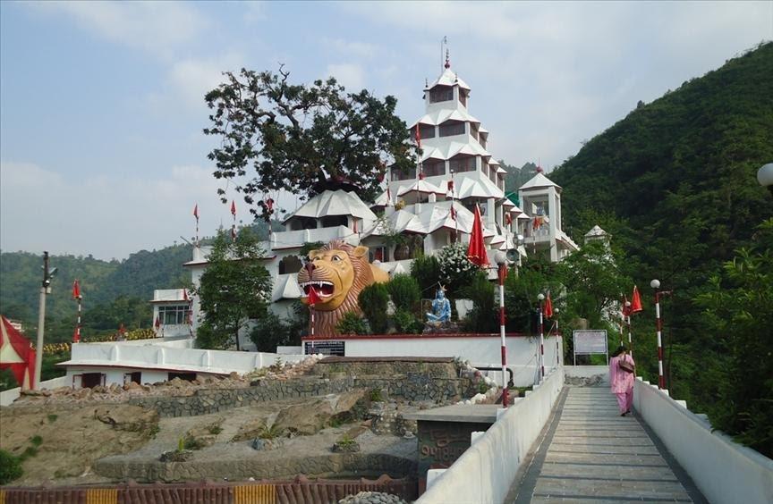 Bhima Kali Temple