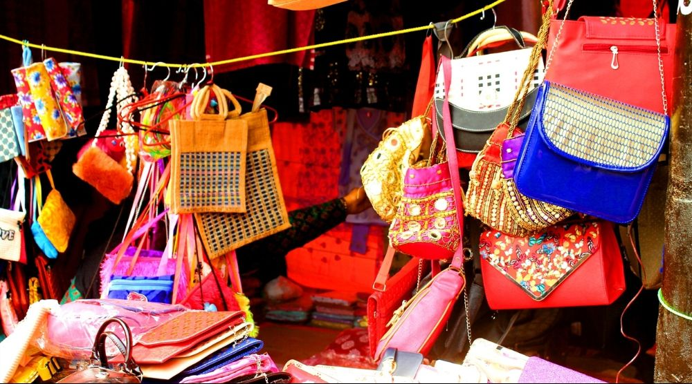 City Shopping in Spiti