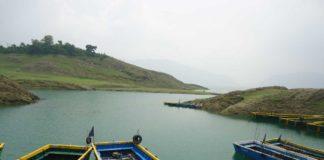 Gobind Sagar Lake, Bilaspur (HP)