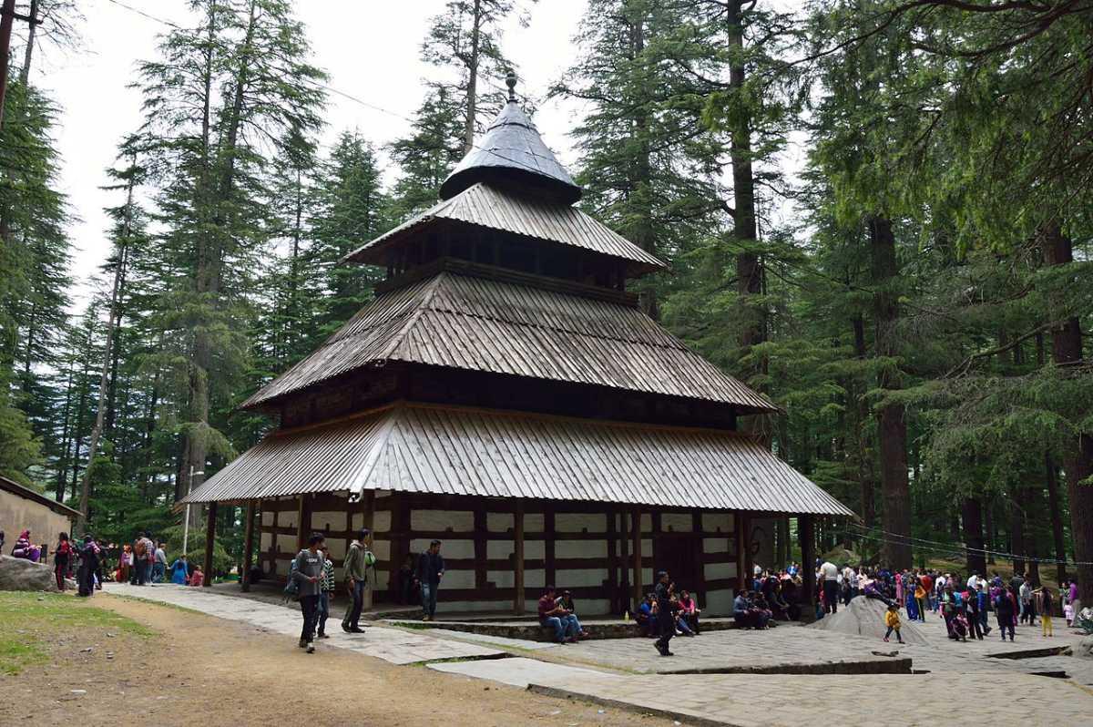 Hadimba Temple