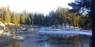 Kamru Nag Lake, Mandi