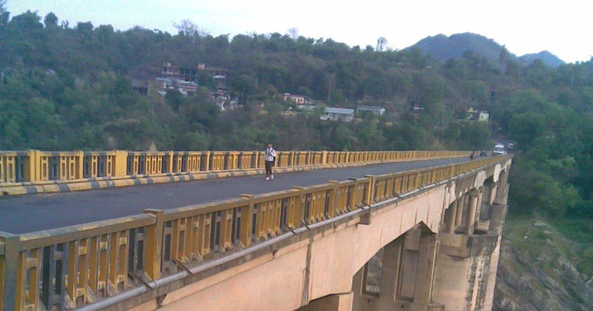 Kandraur Bridge Bilaspur