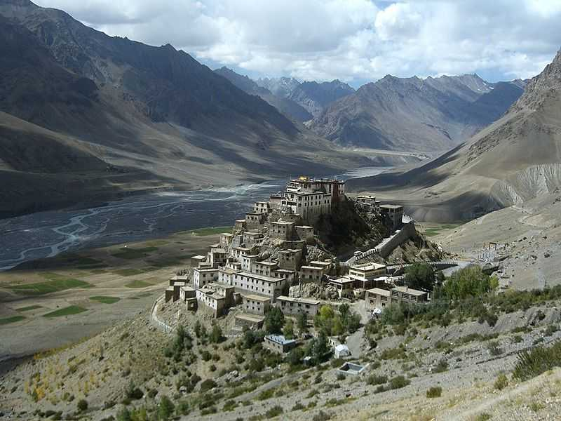Key Monastery in Himachal Pradesh