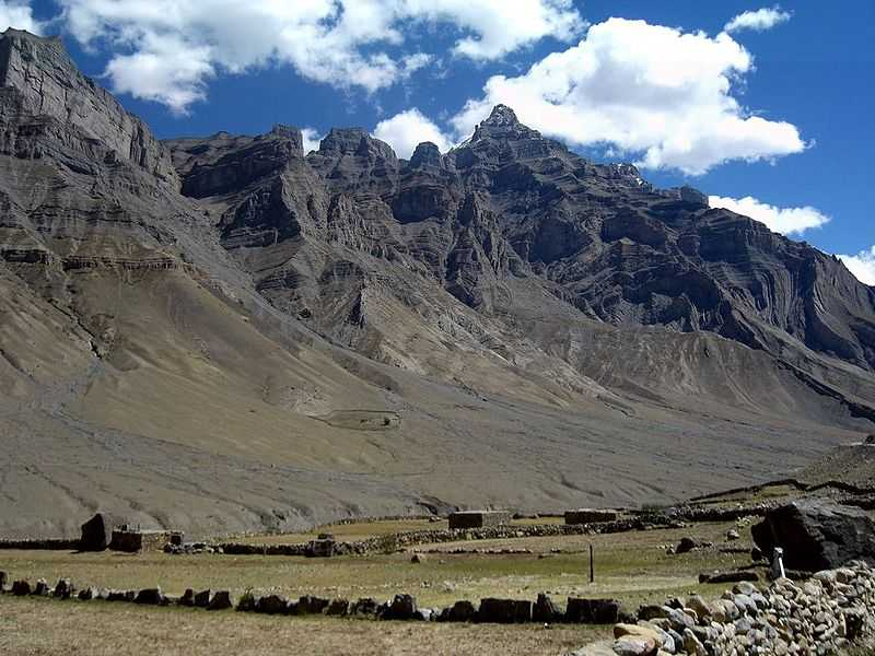 Pin Valley National Park, Spiti
