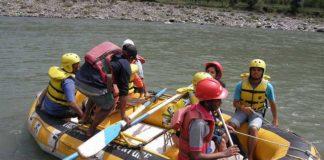 Rafting Kullu