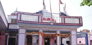 Sheetla Devi Temple, Una