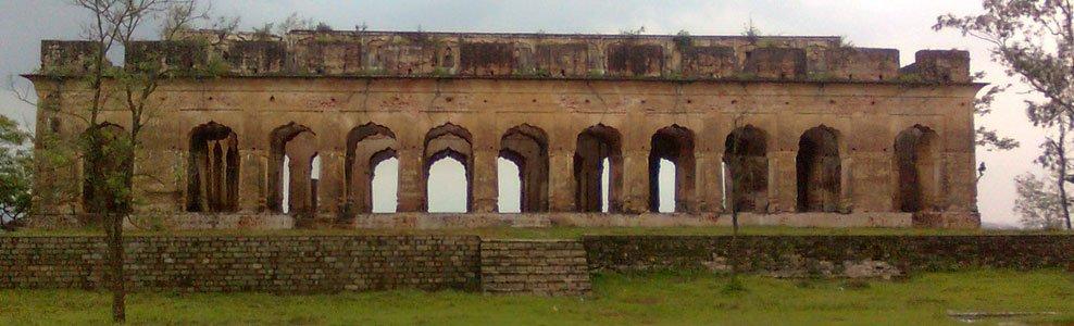 Sujanpur Tira Fort Hamirpur