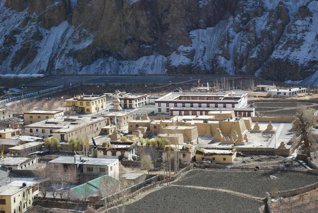 Tabo Monastery Lahaul and Spiti