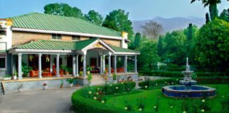 Taragarh Palace Kangra