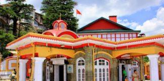 Kalibari Temple Shimla