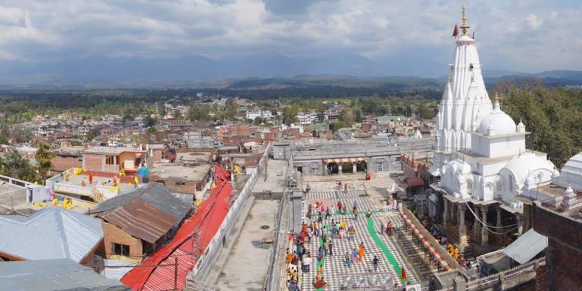 Brajeshwari Temple