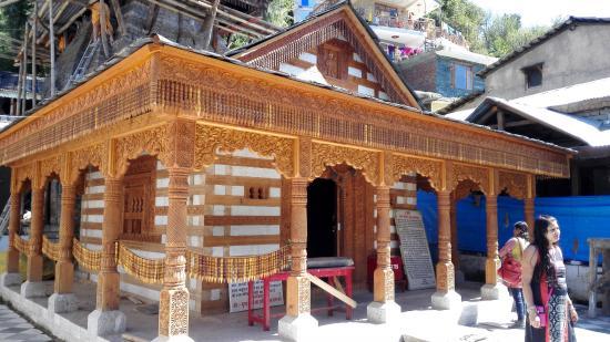 Vashisht Baths Manali