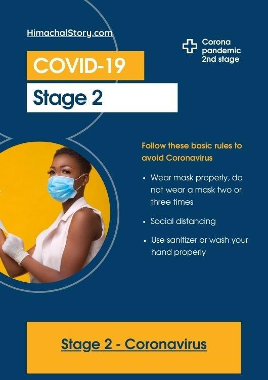 Stage 2 - Coronavirus