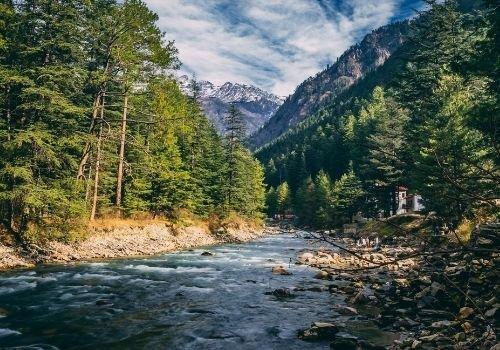 river of Himachal Pradesh